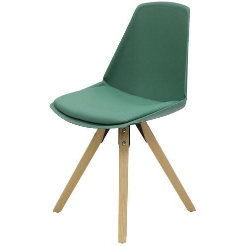 Cadeira-Bomtempo-Polipropileno-Verde-Base-Madeira---40910