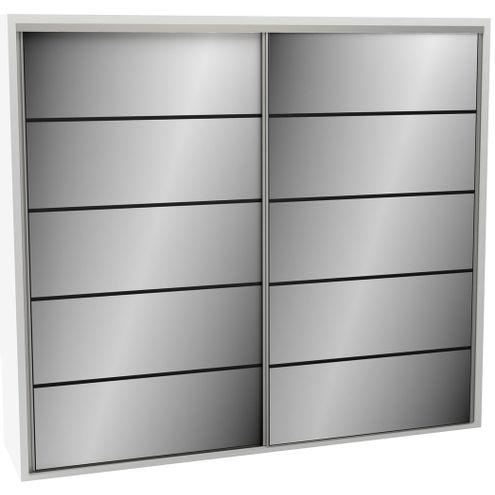 Roupeiro-2-Portas-de-Correr-Espelhada-TW103E-cor-Branco-Brilho---40921