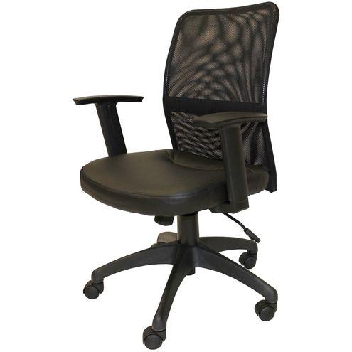 Cadeira-Escritorio-Basic-Preta-com-Rodizios---41001