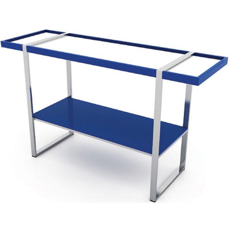 Aparador-Dorm-Azul-Estrutura-Cromada-com-Espelho-140-MT--LARG----41116