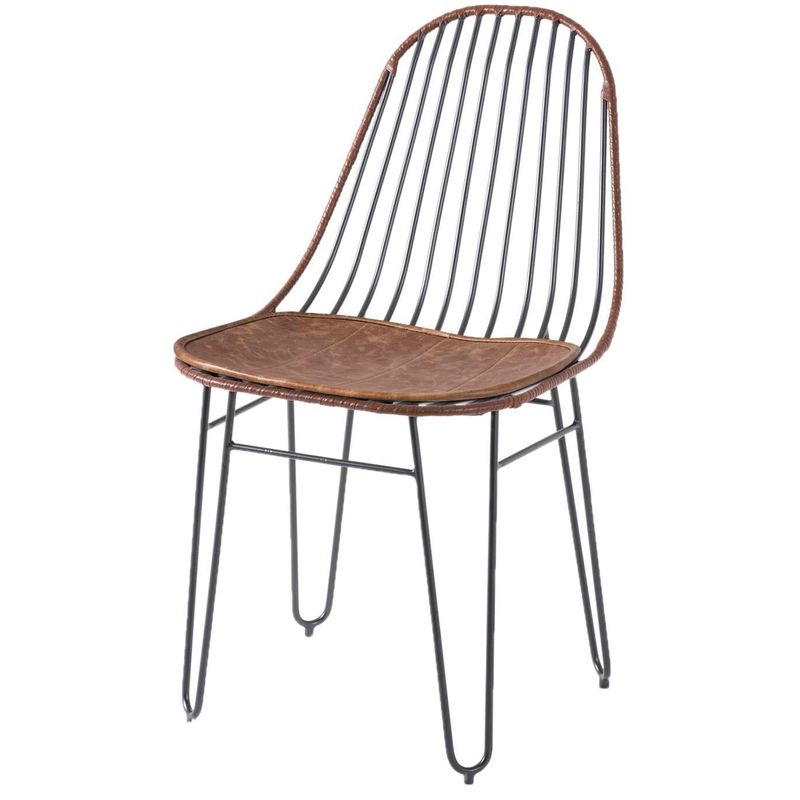 Cadeira-Invisi-Assento-e-Trama-Couro-Natural-Caramelo-Base-Preta-45-cm--LARG----41430