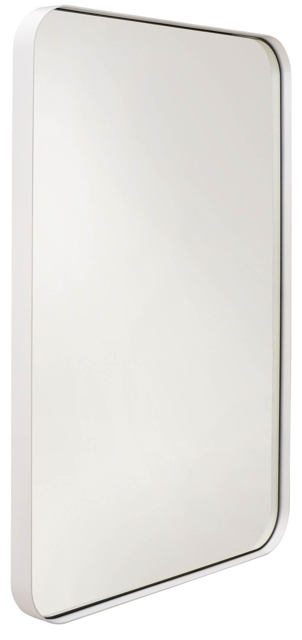 Espelho Retangular Pereque Branco 1,35 MT (ALT) - 41459