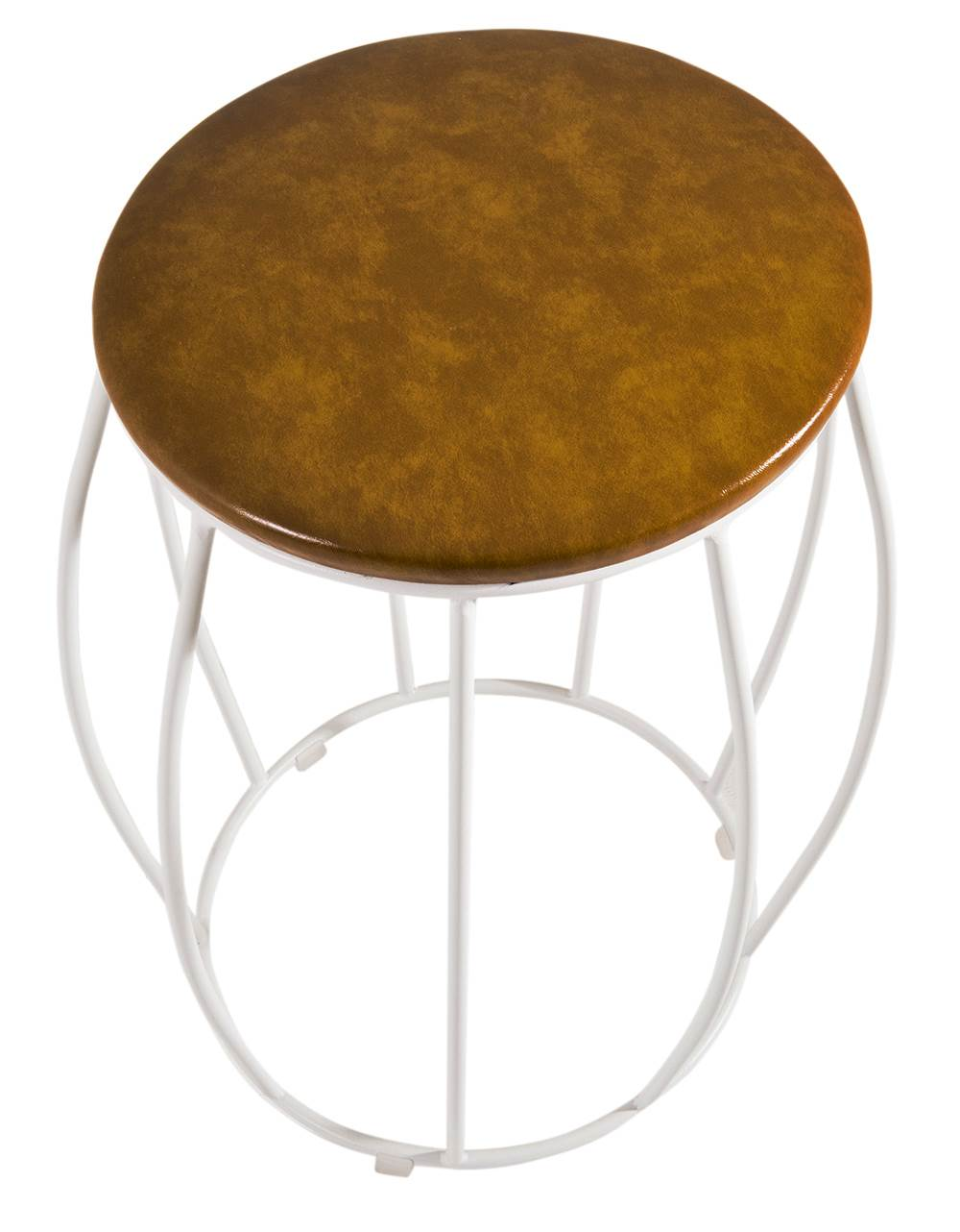Seat Garden Elite Base Branca Caramelo Shine 40 cm - 39919