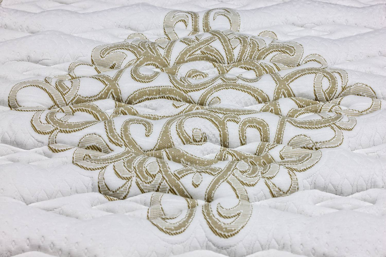 Colchao Gold Ultra Gel Casal 138 cm (LARG) Dourado e Branco - 42471
