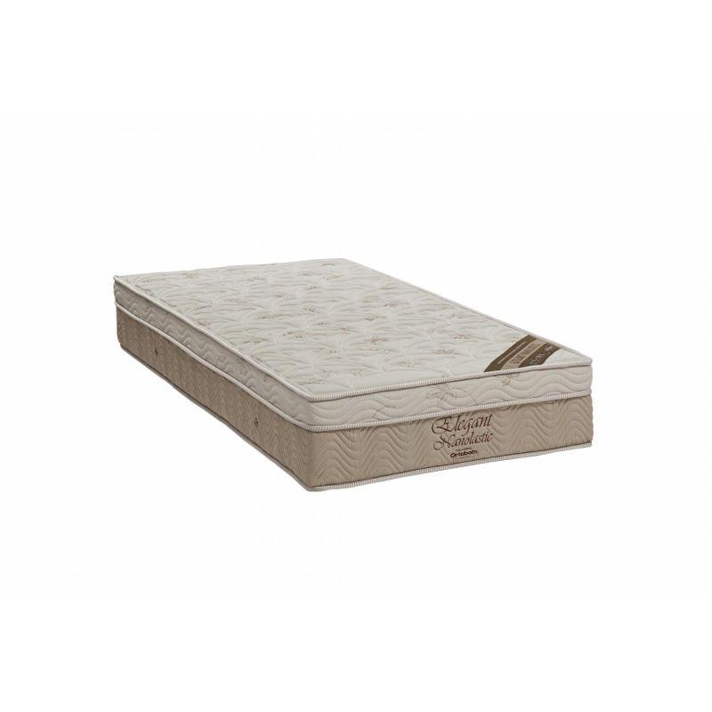 Colchao-Box-Elegant-Solteiro-Nanolastic-Creme-e-Branco---42562