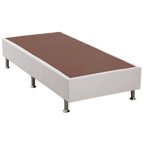 Base-de-Cama-Box-Courino-Branco-Solteiro-88-cm--LARG--Baixa---42754