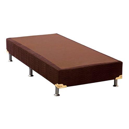 Base-de-Cama-Box-Camurca-Marrom-Solteiro-88-cm--LARG--Baixa---42904-