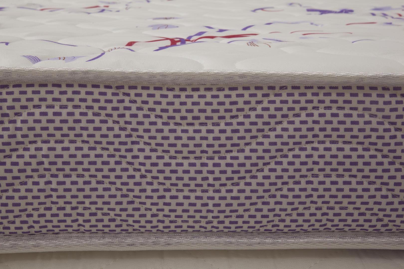 Colchao Physical Resistente Medio Solteiro 88 cm (LARG) Branco - 42936