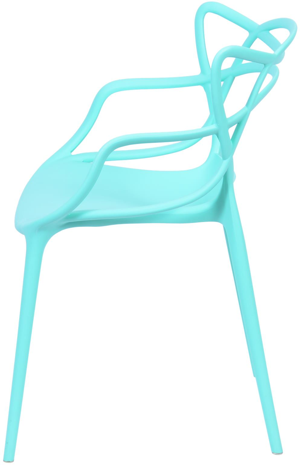 Cadeira Master Allegra Polipropileno Tifanny - 43088