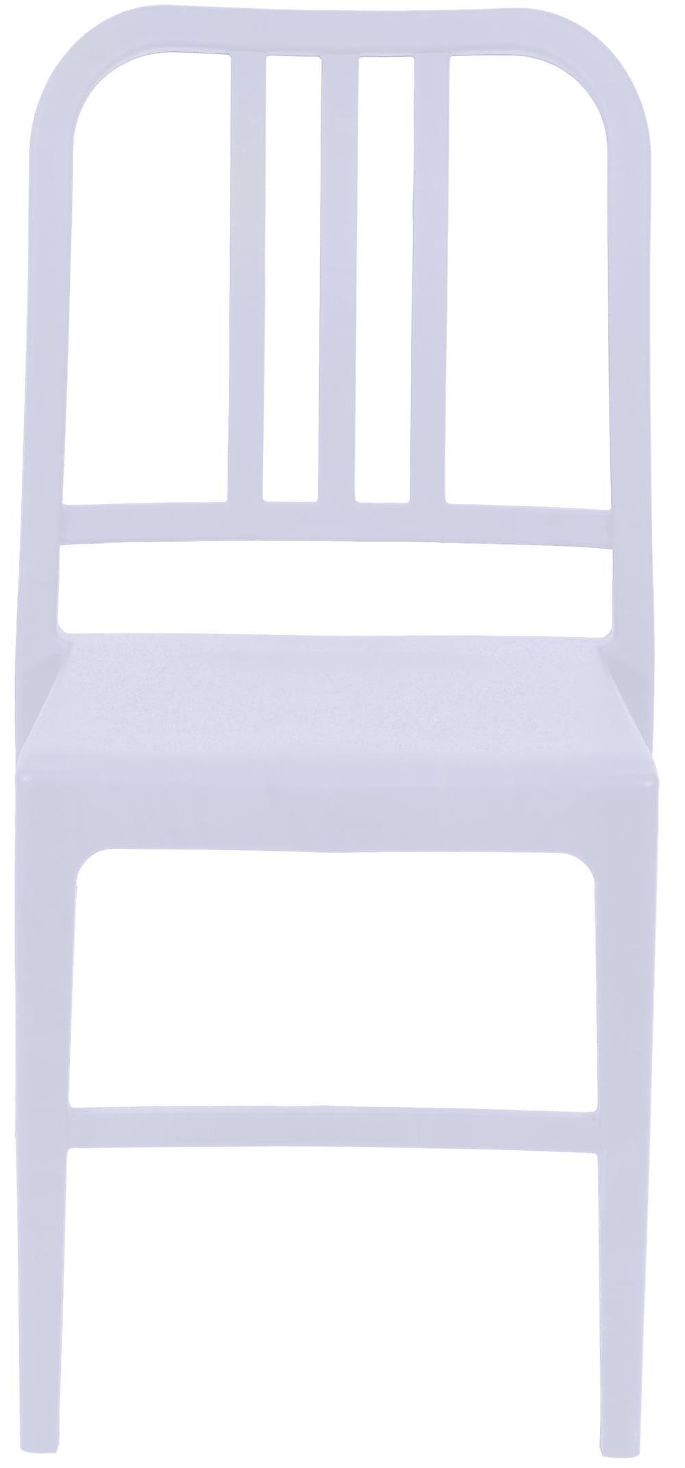 Cadeira Navy Polipropileno Branca - 43090