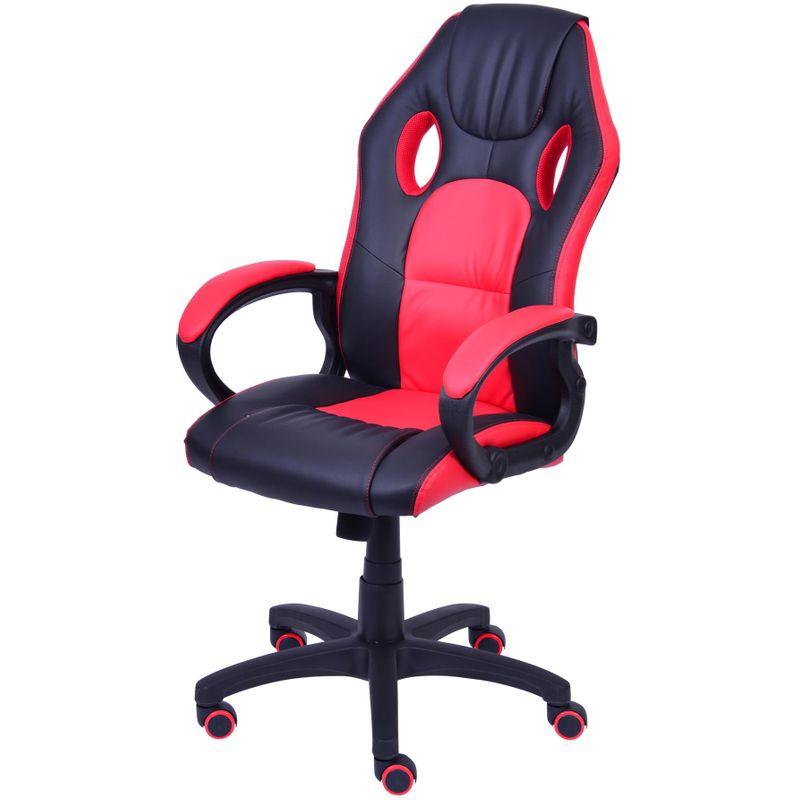 Cadeira-Office-Racer-V16-Preta-com-Detalhe-Vermelha-Base-Nylon---43117