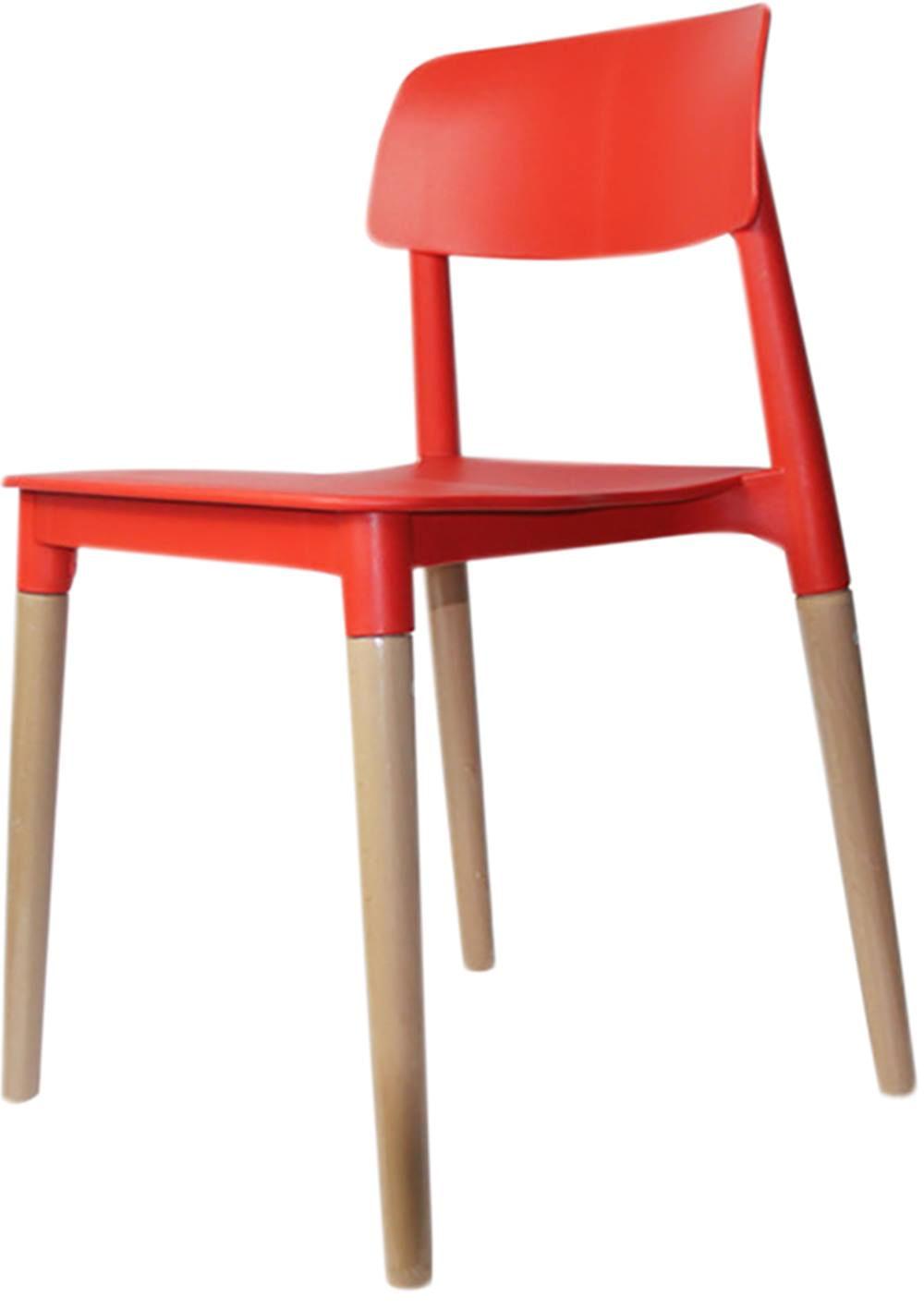 Cadeira Norma Vermelha 77 cm (ALT) - 43437