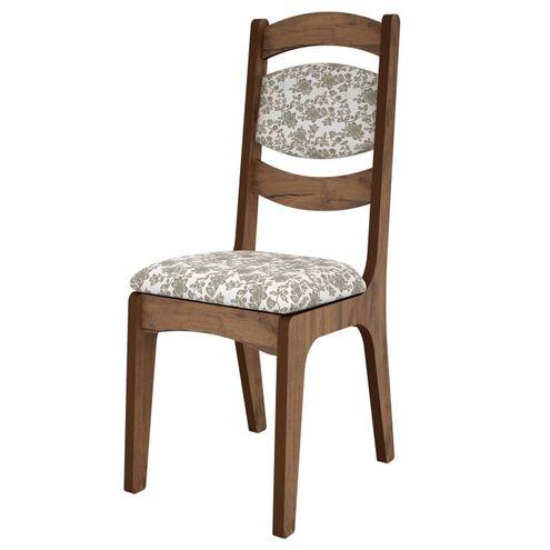 Cadeira-Luna-Estofada-cor-Nobre-com-Estampado-Floral-Claro