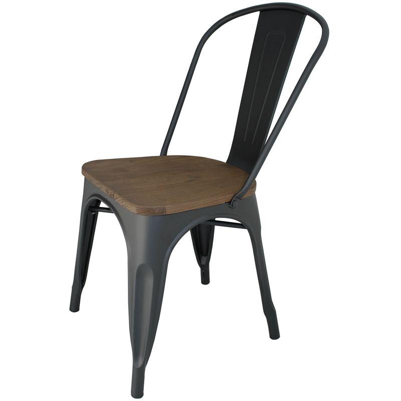 Cadeira-Iron-Tolix-Sem-Braco-cor-Preta-Assento-Madeira---43719