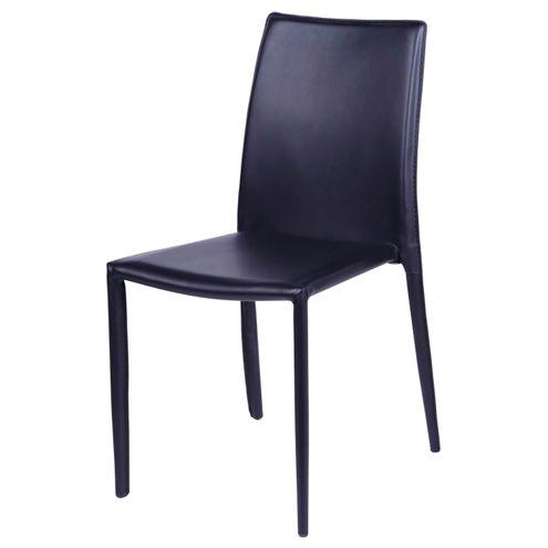 Cadeira-Bali-Estofada-Couro-Ecologico-Preto
