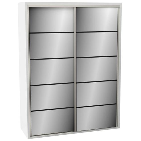 Roupeiro-2-Portas-de-Correr-180-MT-TW101E2-Espelhada-cor-Branco-Brilho---43838
