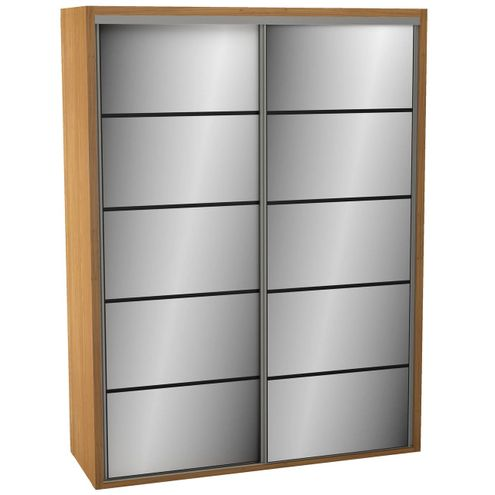 Roupeiro-2-Portas-de-Correr-180-MT-TW101E2-Espelhada-cor-Freijo---43841