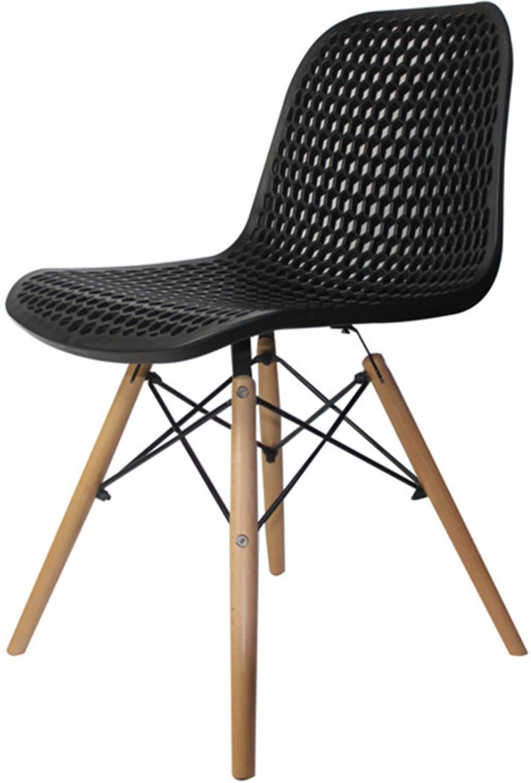 Cadeira Rock Preto 78 cm (ALT) - 43510