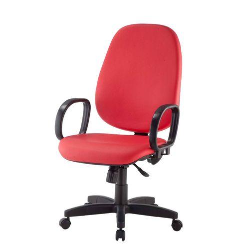 Cadeira-Corporate-Presidente-cor-Vermelho-com-Base-Nylon---43935