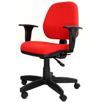 Cadeira-Corporate-Executiva-cor-Vermelho-com-Base-Nylon---43942-