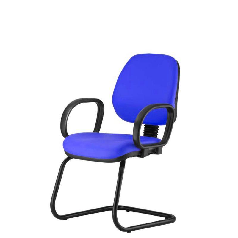 Cadeira-Corporate-Executiva-cor-Azul-com-Base-Skim---43984-