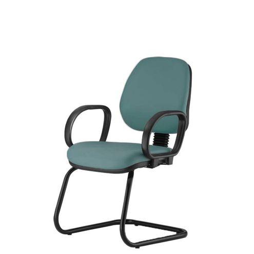 Cadeira-Corporate-Executiva-cor-Verde-com-Base-Skim---43987