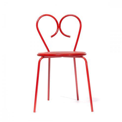Cadeira-Fantasminha-Infantil-Coracao-cor-Vermelho---44166