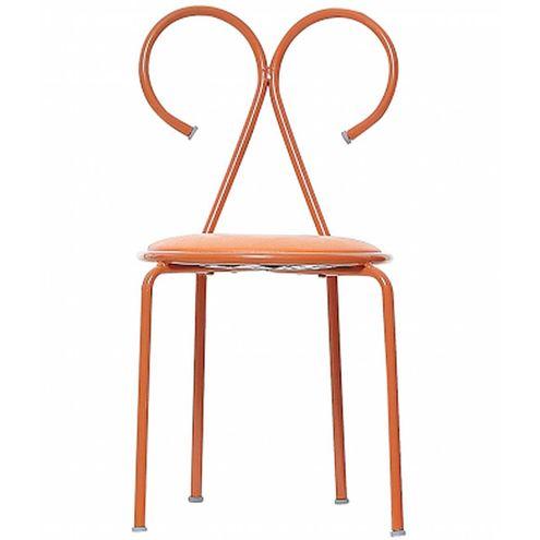 Cadeira-Fantasminha-Infantil-Mouse-cor-Laranja---44184