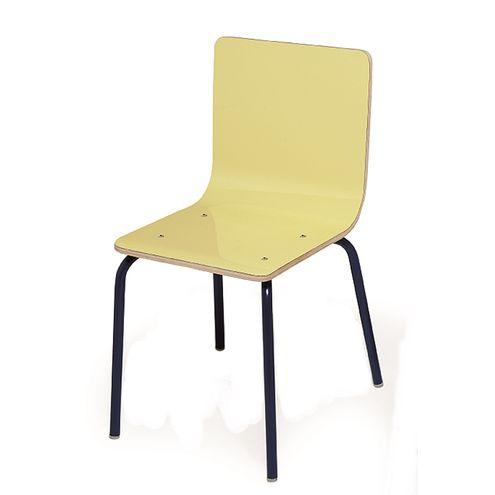 Cadeira-Be-a-ba-INFANTIL-com-Assento-Multilaminado-cor-Amarelo---44211-