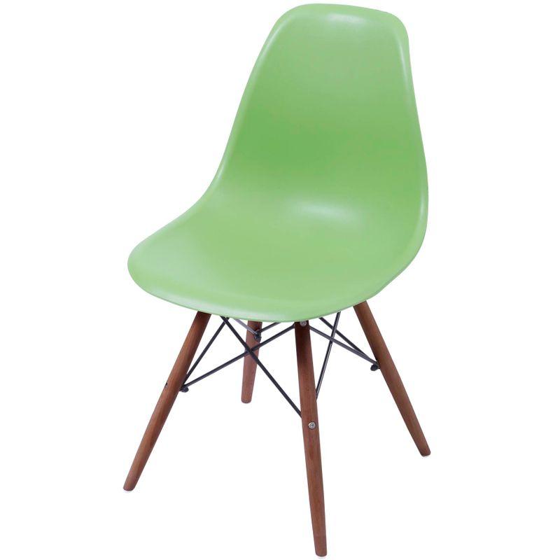 Cadeira-Eames-Polipropileno-Verde-Fosco-Base-Escura---44834
