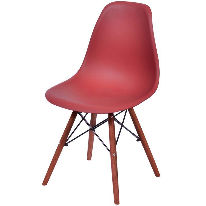 Cadeira-Eames-Polipropileno-Vinho-Fosco-Base-Escura---44839