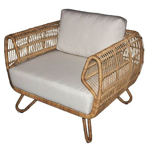 Poltrona-Tempe-Assento-cor-Branco-com-Base-Aluminio-Revestido-em-Junco---44864-
