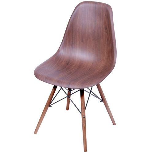 Cadeira-Eames-Polipropileno-Amadeirado-Escuro-Base-Escura---44856-