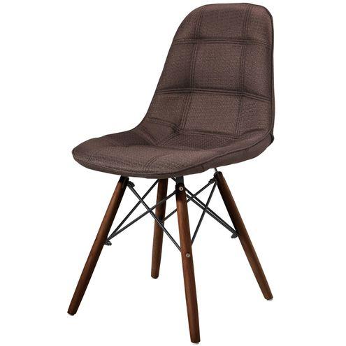 Cadeira-Eames-Eiffel-Linho-Marrom-Base-Escura---44878
