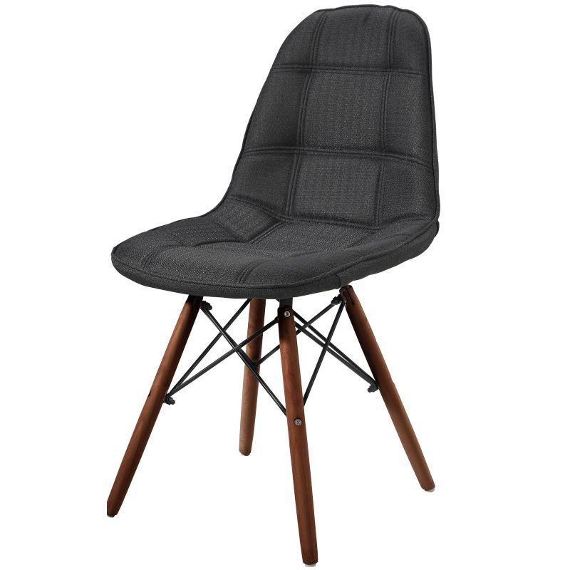 Cadeira-Eames-Eiffel-Linho-Preto-Base-Escura---44879