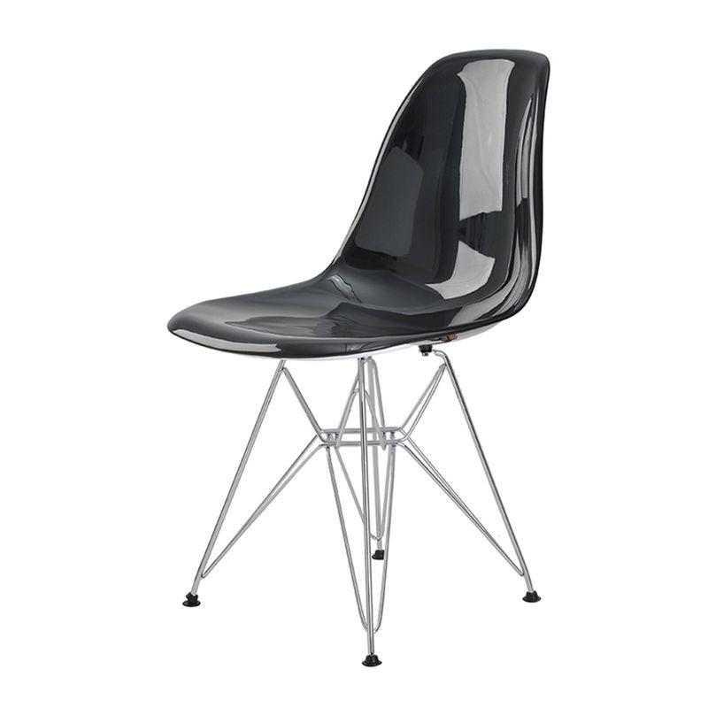 Cadeira-Eames-Eiffel-Policarbonato-Preto-Solido-Base-Cromada---44196