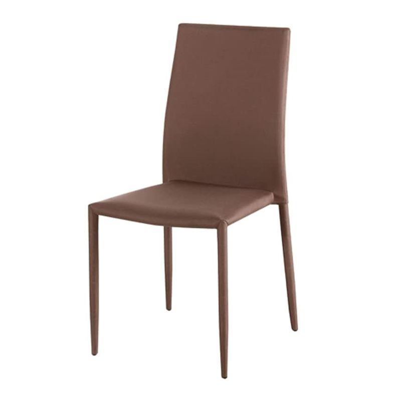 Cadeira-Amanda-6606-Estrutura-Metal-Revestido-em-Poliester-cor-Cafe---44944
