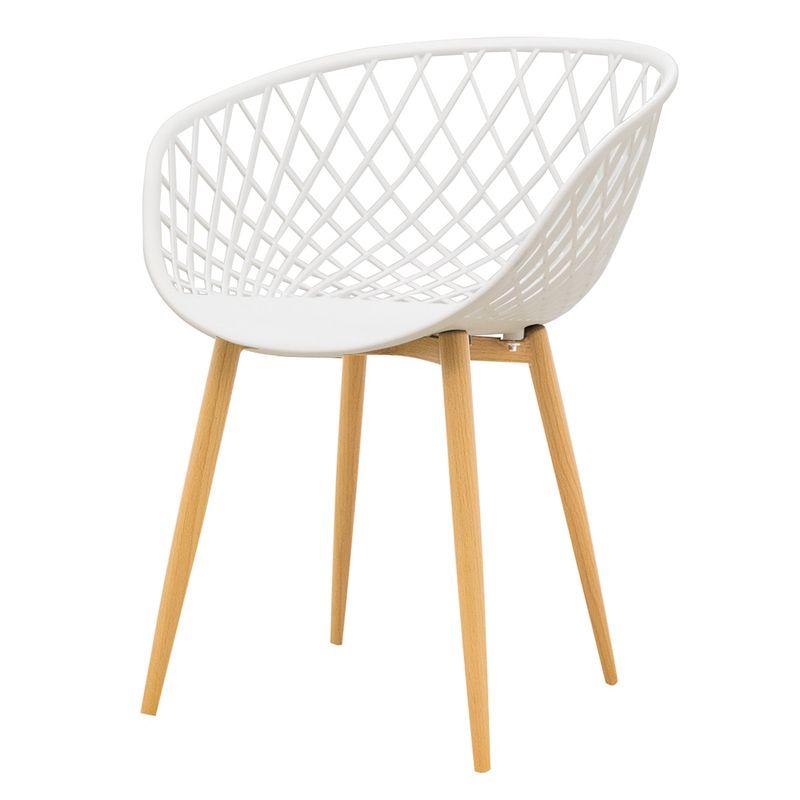 Cadeira-Clarice-Assento-em-Polipropileno-Branco-com-Base-Palito-cor-Madeira---45017