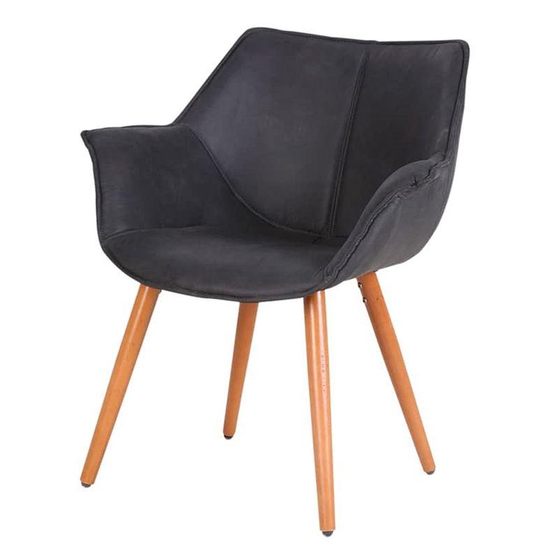 Cadeira-Monique-Assento-Suede-Preto-com-Base-Palito---45039