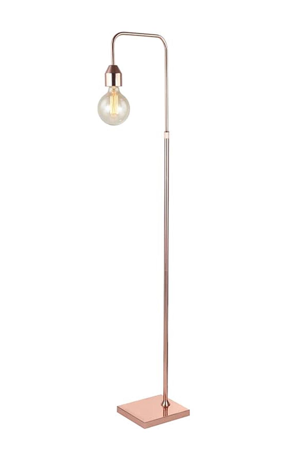 Luminaria de Chao Pluie cor Cobre 1,65 MT (ALT) - 45042