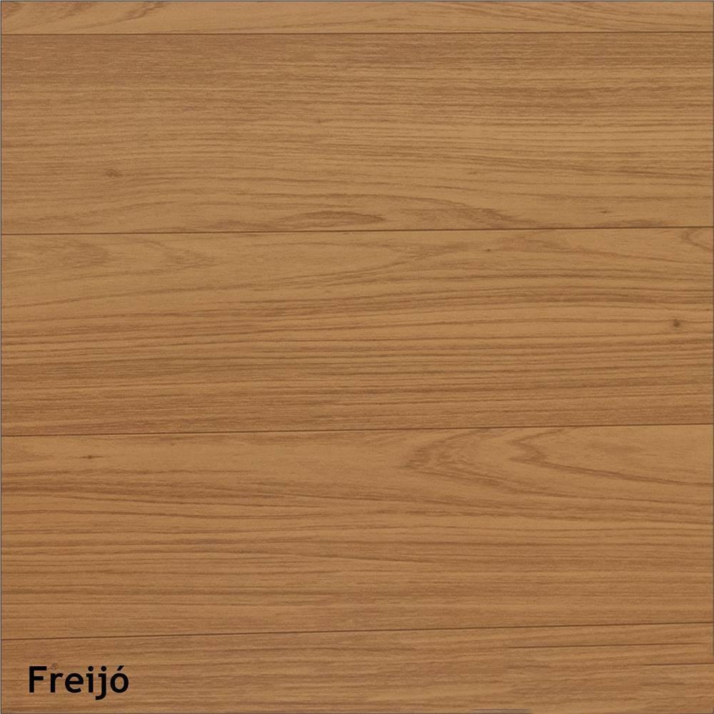 Quadro Espelho Block Medio 1,00 MT (LARG) cor Freijo - 39584
