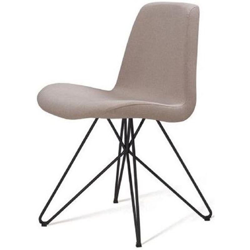Cadeira-Eames-Estofada-Bege-Base-Butterfly-Preta---45171