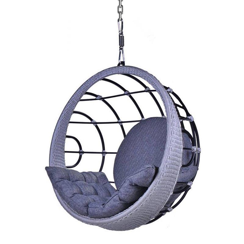Poltrona-de-Balanco-Bowl-em-Aluminio-Revestido-em-Corda-cor-Azul-com-Suporte-de-Teto---45324