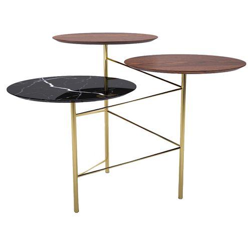 Mesa-Lateral-Positano-com-3-Tampos-e-Base-Metal-Dourado-45-cm--LARG----45505