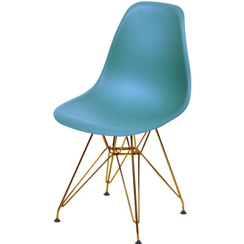Cadeira-Eames-Polipropileno-Fosco-Azul-Petroleo-Base-Cobre---45979-