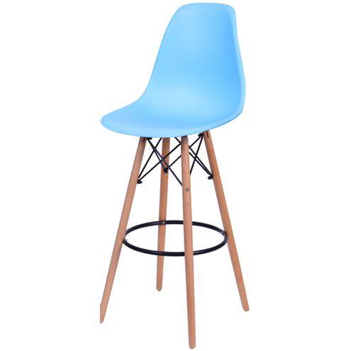 Banqueta-Eames-Eiffel-6602-Polipropileno-Azul-Claro-Fosco-Base-Madeira---45944-