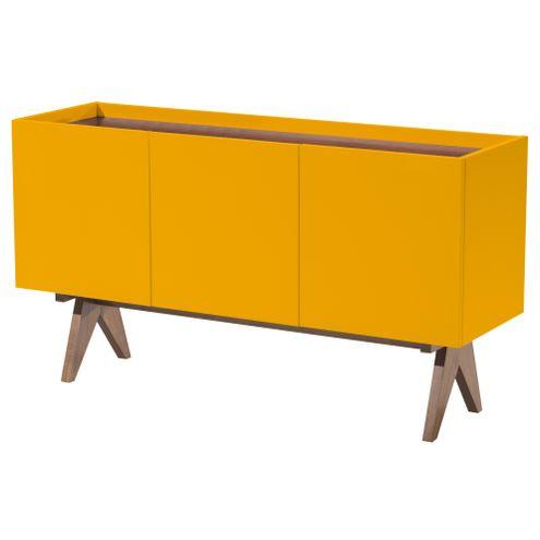 Buffet-Paes-Laqueado-cor-Amarelo-Fosco-com-Tampo-Nogal-137-MT--LARG----46230