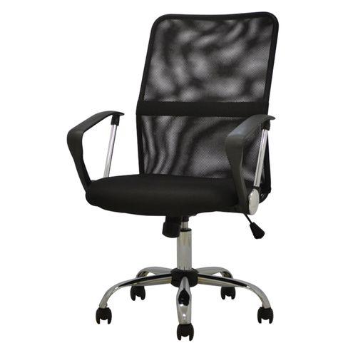 Cadeira-Office-Liberty-Preta-Base-Cromada-Rodizios---38440