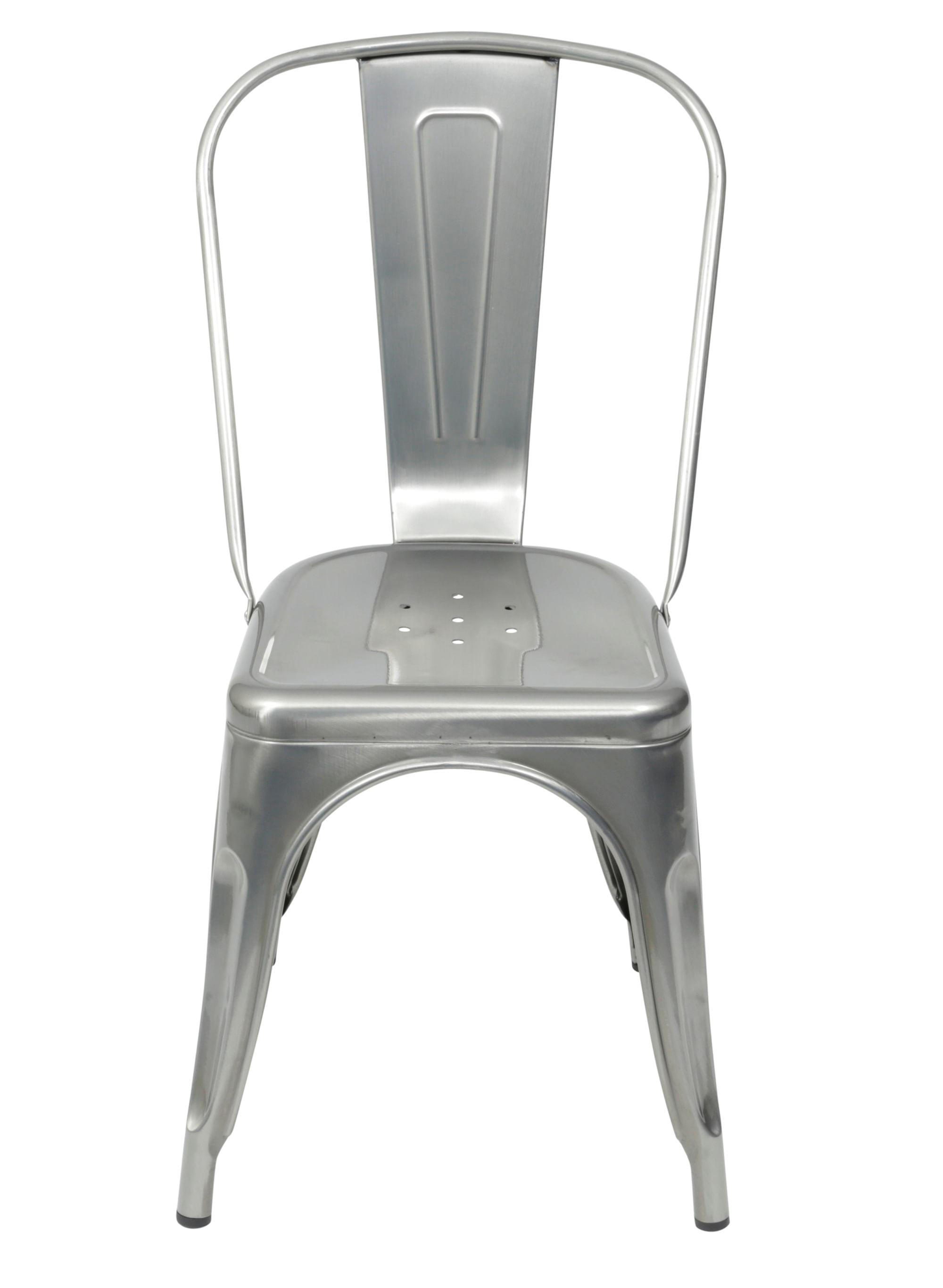 Cadeira Iron Prata - 46263