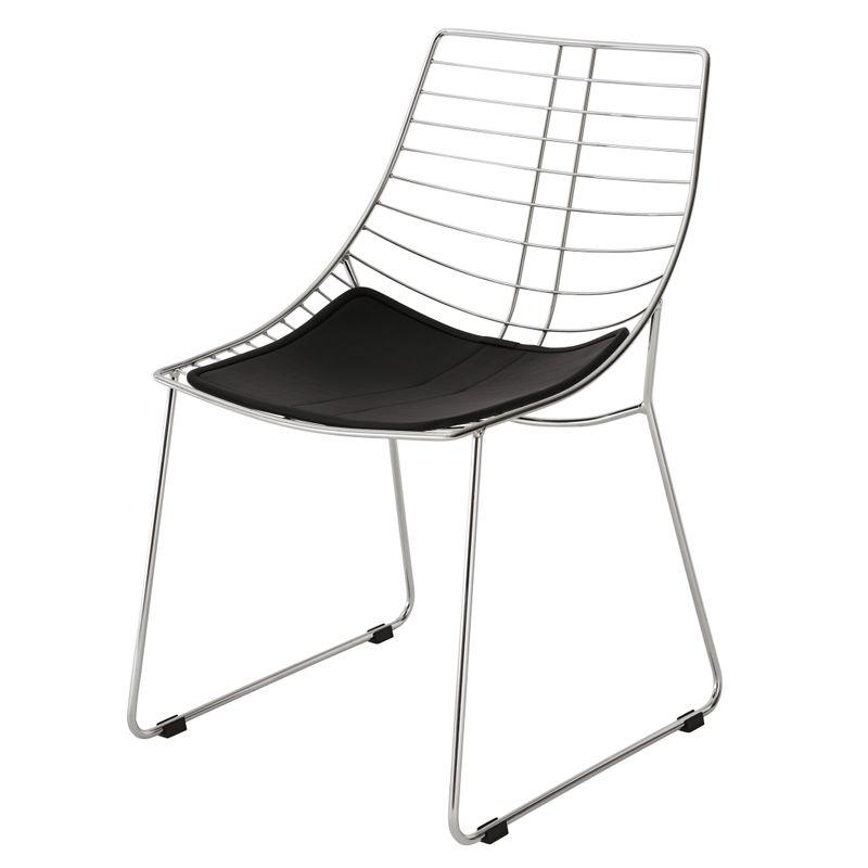 Cadeira-Brigite-Assento-Dunas-Preto-com-Base-Cromada---46694-